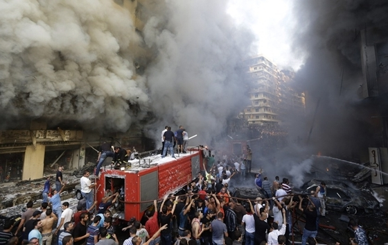 17 killed in Beirut car bomb attack