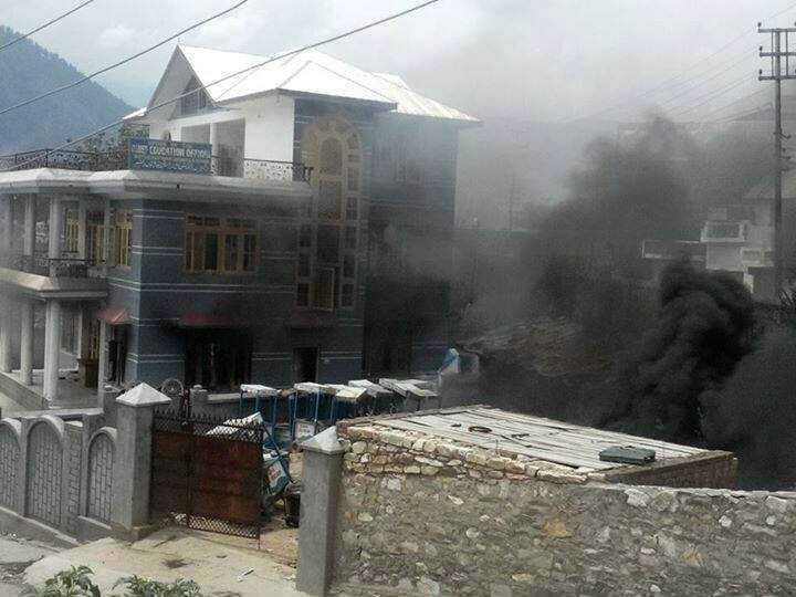 Curfew in J&K town after communal clashes