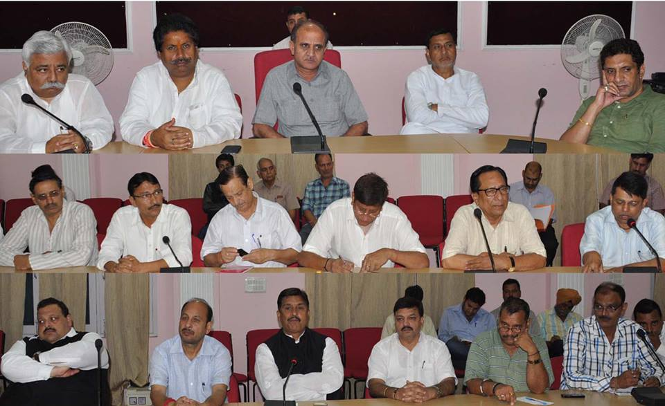 Dy CM chairs civil society meeting