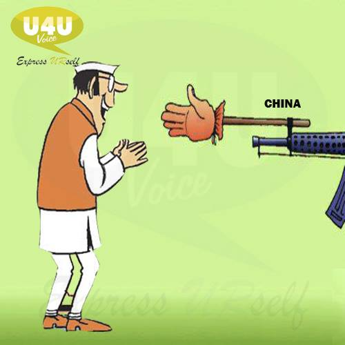 Indo-China Relations.
