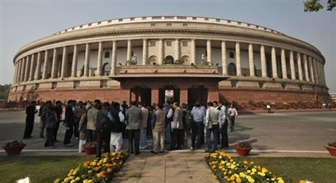 Lok Sabha adjourned over Vadra land deals, Kishtwar violence
