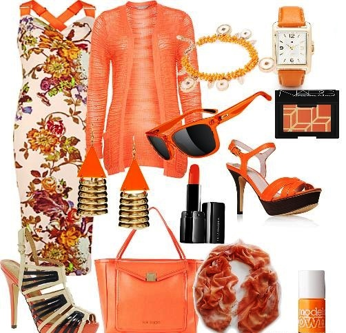 Orange Crush Why Your Wardrobe Needs This Color Now