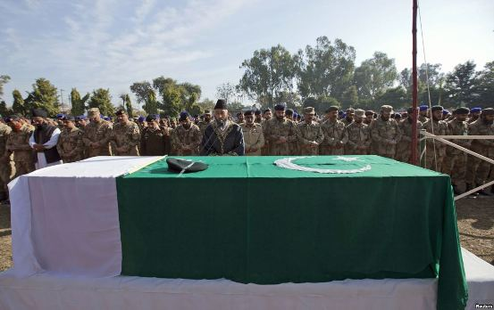 Pakistan protests soldier's death in border firing, India responds