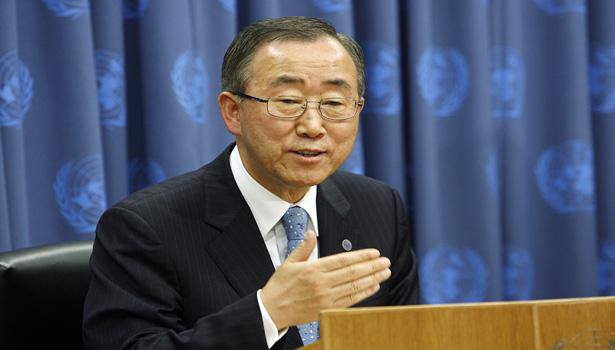 UN Chief encouraged by India-Pakistan efforts to engage in dialogue