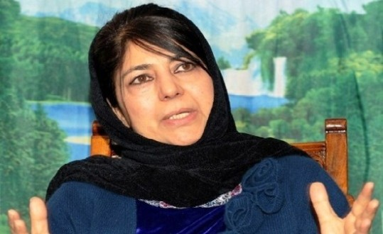 From 'Raishumari's to ration, NC a story of broken promises: Mehbooba