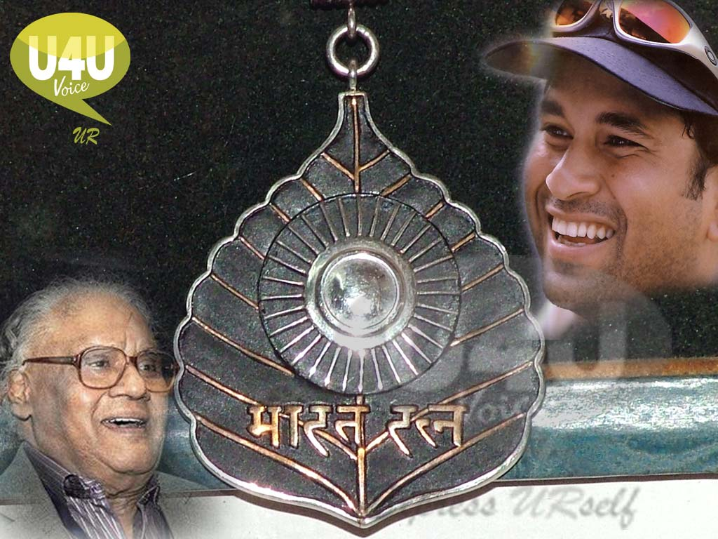 bharat ratna for sachin tendulkar and Welcoming the government's move to confer bharat ratna on sachin tendulkar, legendary athlete milkha singh on saturday said the just-retired cricketer deserved the honour as he has been a.