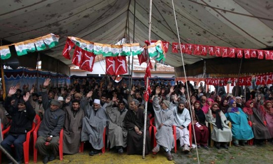 Panches, sarpanches asked to remain apolitical in Kashmir