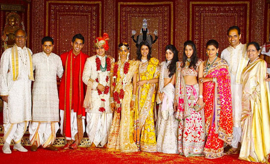Pramod Mittal Son Daughter S Wedding