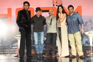 Press conference of film Dhoom 3 (5)