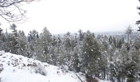 Tangmarg srinagar jammu and kashmir first snowfall tourist spot (11)