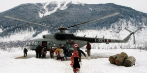 Air sorties arranged for students, stranded passengers in Bandipora