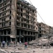 Five killed in triple suicide bombings in Syria