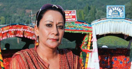A women's day special conversation with Gazalla Amin, one of the first women entrepreneurs in Kashmir