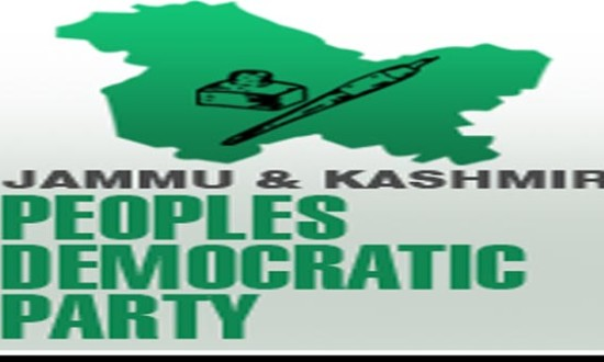 Prominent youth activists join PDP in Kashmir