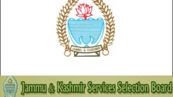 Government of Jammu and Kashmir, Services Selection Board, issues advertisement for State/Divisional Cadre posts under Jammu and Kashmir Special Recruitment Rules, 2015