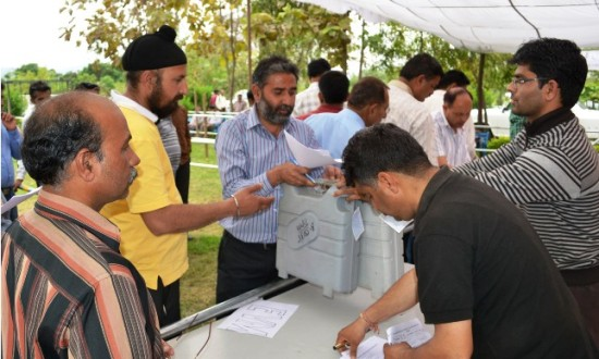 16 polling parties dispatched for Ramnagar Constituency