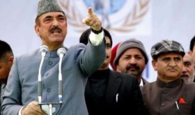 Azad to Campaign for Beg in Valley