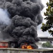 China factory blast toll rises to eight