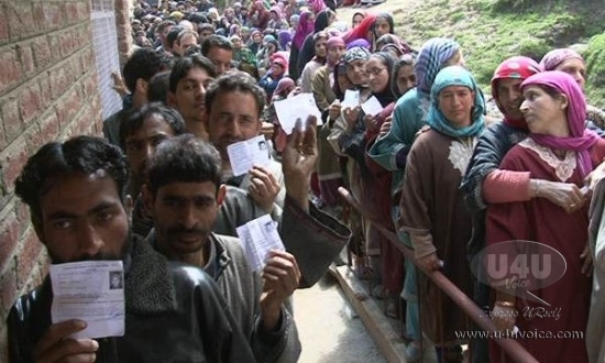 Anantnag in Kashmir witnesses 28 per cent polling amidst shadow of violence