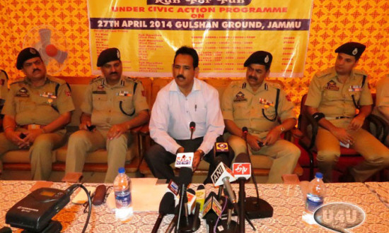 J&K Police to organize J&K Marathon on April 27 in Jammu