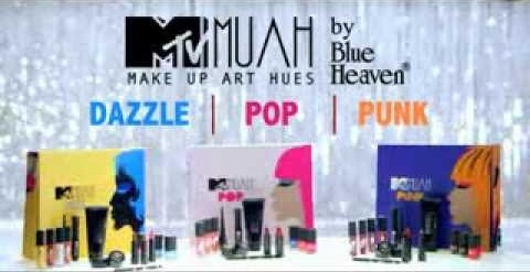 MTV launches cosmetics range