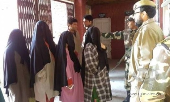 Kashmir's Anantnag votes in third round of polling