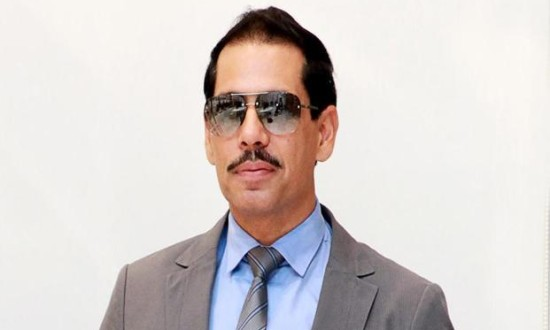 Robert Vadra had property worth Rs 324 crore in 2012: Wall Street Journal