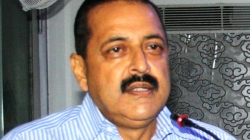27 native satellites currently operational, 1 more to go next month: Jitendra Singh