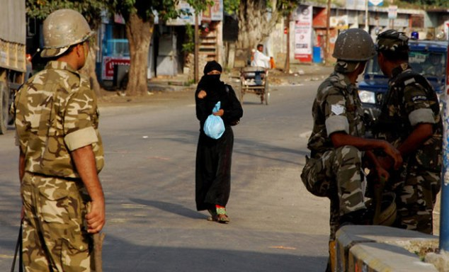 Clashes in Saharanpur, curfew clamped