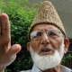 Syed Shah Geelani deatined by Police