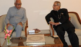 The President of India and The Governor of J&K at the Raj Bhavan Jammu-01