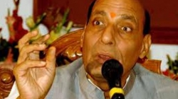 Parties should be united against terrorism: Rajnath Singh