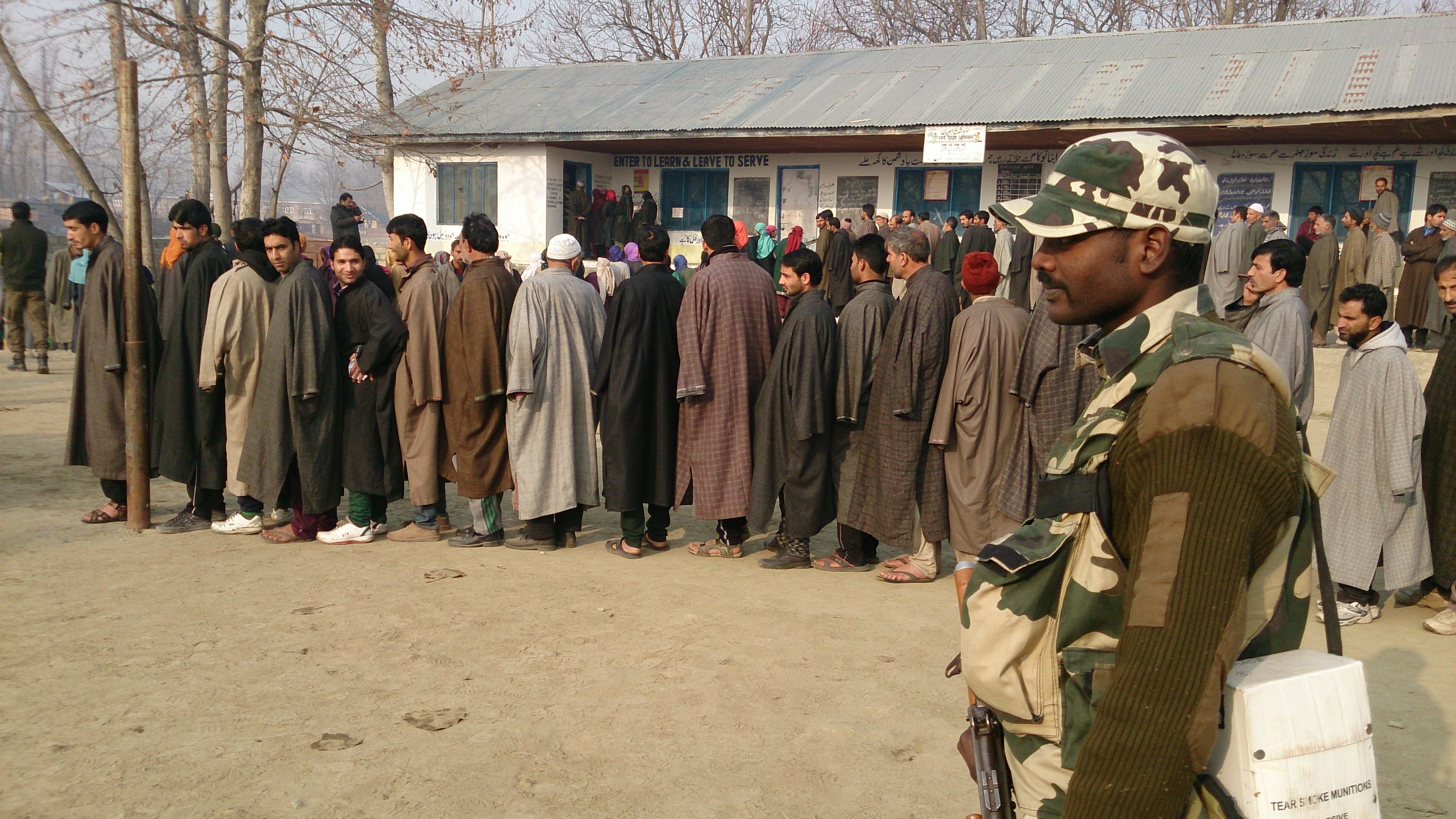 Assembly Elections Jammu and Kashmir : Phase 2 Voting