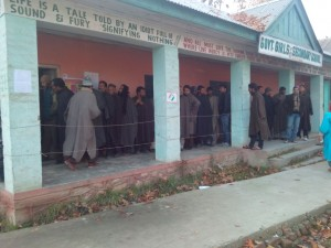 Phase 3 Assembly Elections Jammu and Kashmir 2014 Pattan