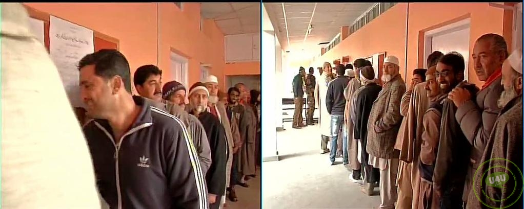 Phase 3 Assembly Elections Jammu and Kashmir 2014  Badgam