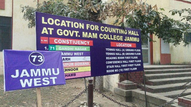 counting MAM college