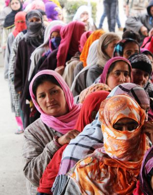 Jammu and Kashmir assembly election phase 4