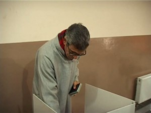 Omar voting in sonawar