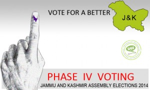 Assembly Elections Phase 4, Phase IV, Jammu and Kashmir, J & K, Jammu, Kashmir
