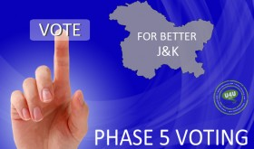 Phase 5 Assembly Elections Jammu and Kashmir, Phase V, Jammu, Jammu and Kashmir Assembly Elections, Jammu and Kashmir