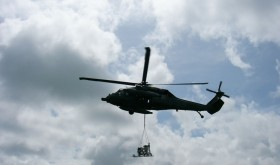 Airlifting of YBM 1WA Drill Rig_JPG