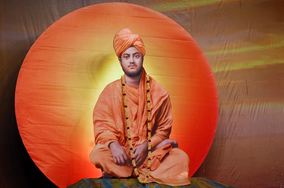The cyclonic monk from India- Swami Vivekananda | U4UVoice