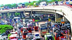 Endless traffic on the Rehari Chungi road- Is this your cry too?