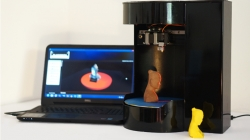 World's first compact rotary 3D printer-cum-scanner unveiled