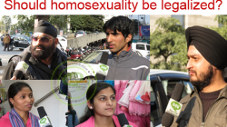 YOUR TAKE: Should Homosexuality be legalized?