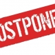 Examinations postponed till 31 March due to bad weather