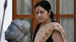 Sushma to attend joint commission meeting in Sri Lanka