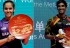 Saina, Srikanth win India Open titles