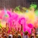 Play an eco-friendly, water-free, green and organic Holi: Clean Planet