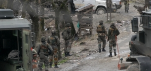 Defence kills three intruders in Kashmir